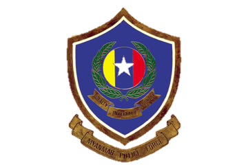 myanmar police force